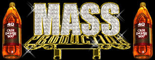 PHATにBLACK STYLE♪【MASS PRODUCTION】LA IMPORT WEAR